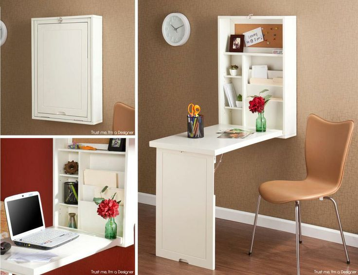 53 Amazing Space Saving Ideas! #20 Is So Cool But #53 Ladies Will Love It and The IronMan Cabinet Just Knocks Me Off!