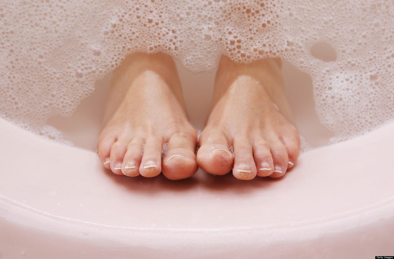 Фото пальцы ног девушек 12 фотография