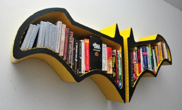 Unique Book Shelf 9 unique bookshelf ideas to try at home   idea digezt