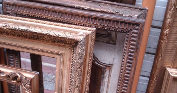 10 Creative Ways to Use Old Frames   Idea Digezt