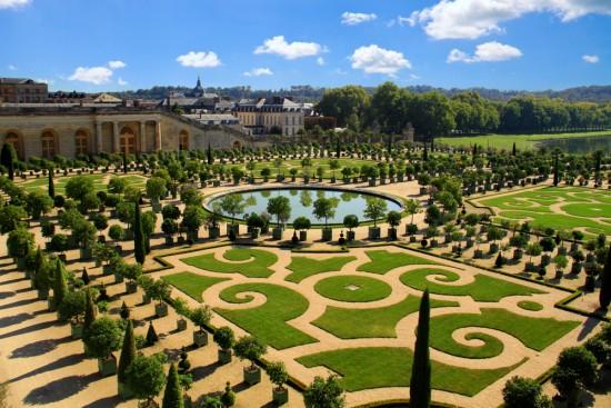 1 Chateau de Versailles