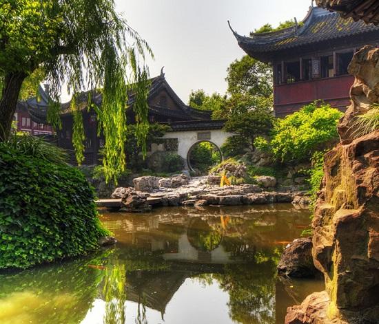 3 Yu Garden