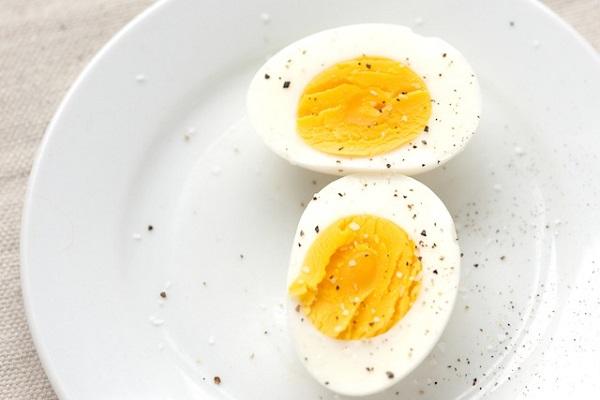 hard boild eggs