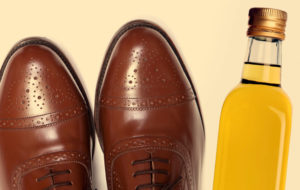 olive oil leather conditioner