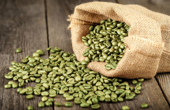 green coffee beans1