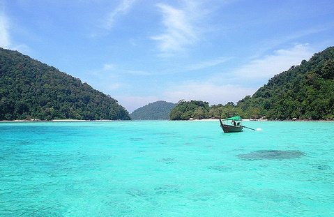Surin Island Khao Lak