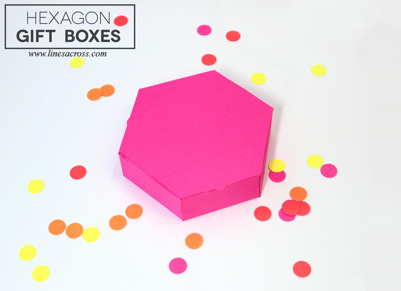 3bpblogspot HQfX3mfhc I UpD PnYHFoI AAAAAAAAKbs VDLYfPAa1xY S1600 Hexagon Gift Boxes Lines Across