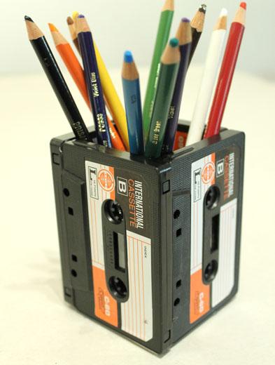 6 pencil holder