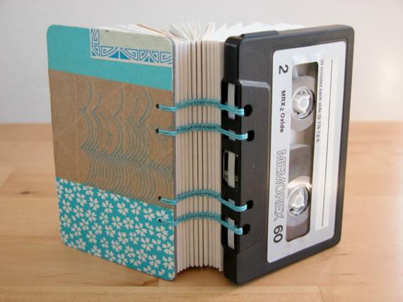 8 blank book