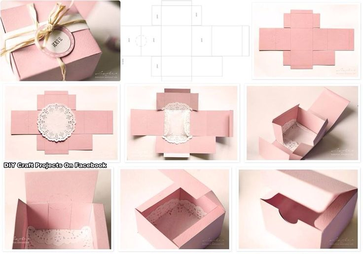 DIY Gift Boxes | Idea Digezt