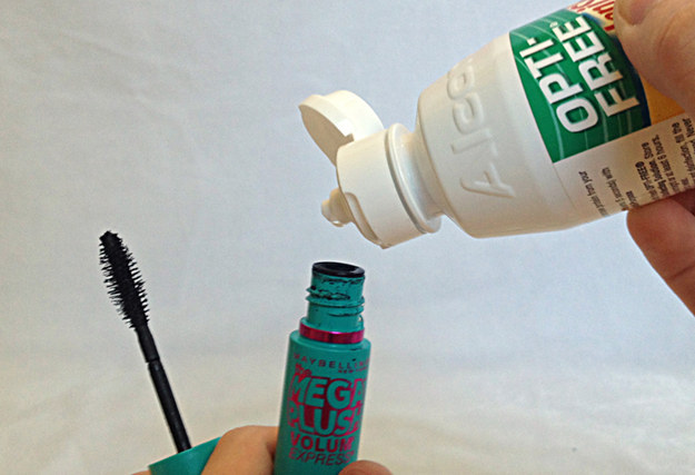 10 Contact Solution For Clumpy Mascara