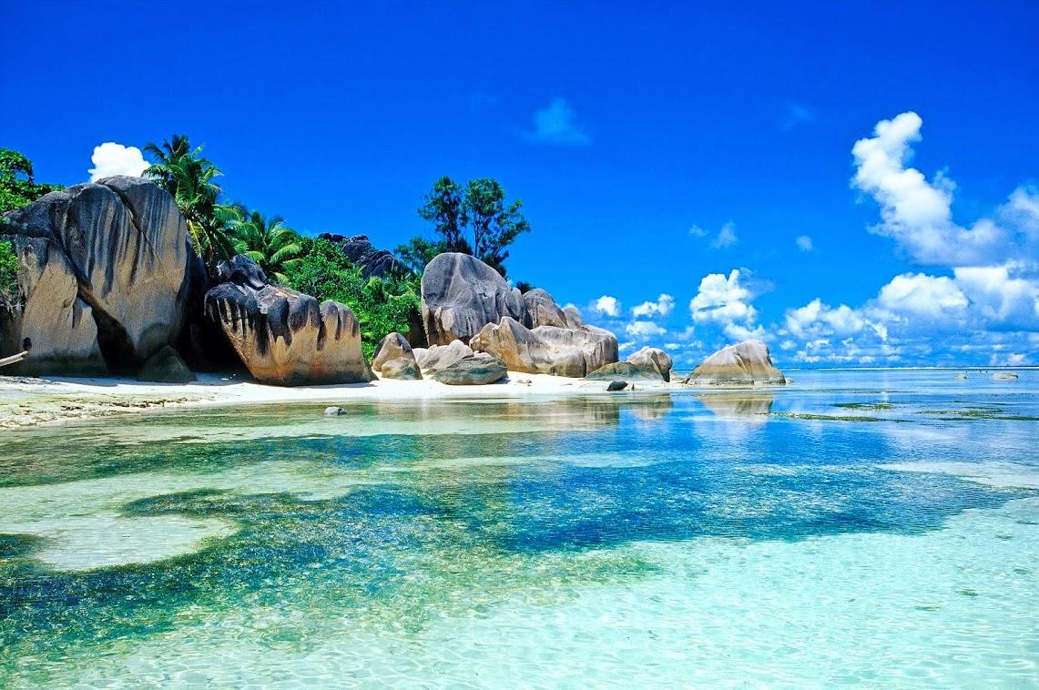 2. Anse Source d'Argent, La Digue Island