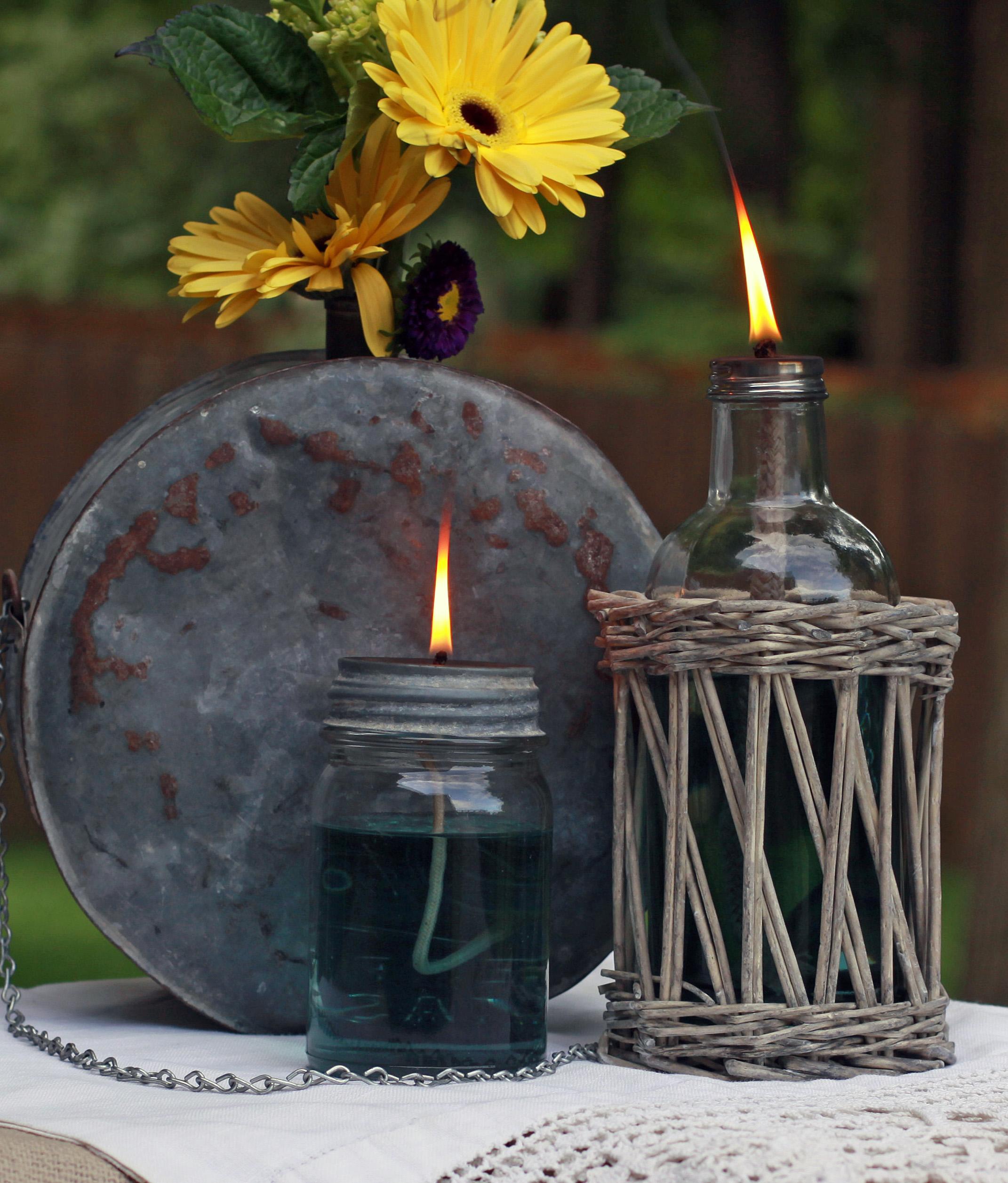 2. Oil Lamp