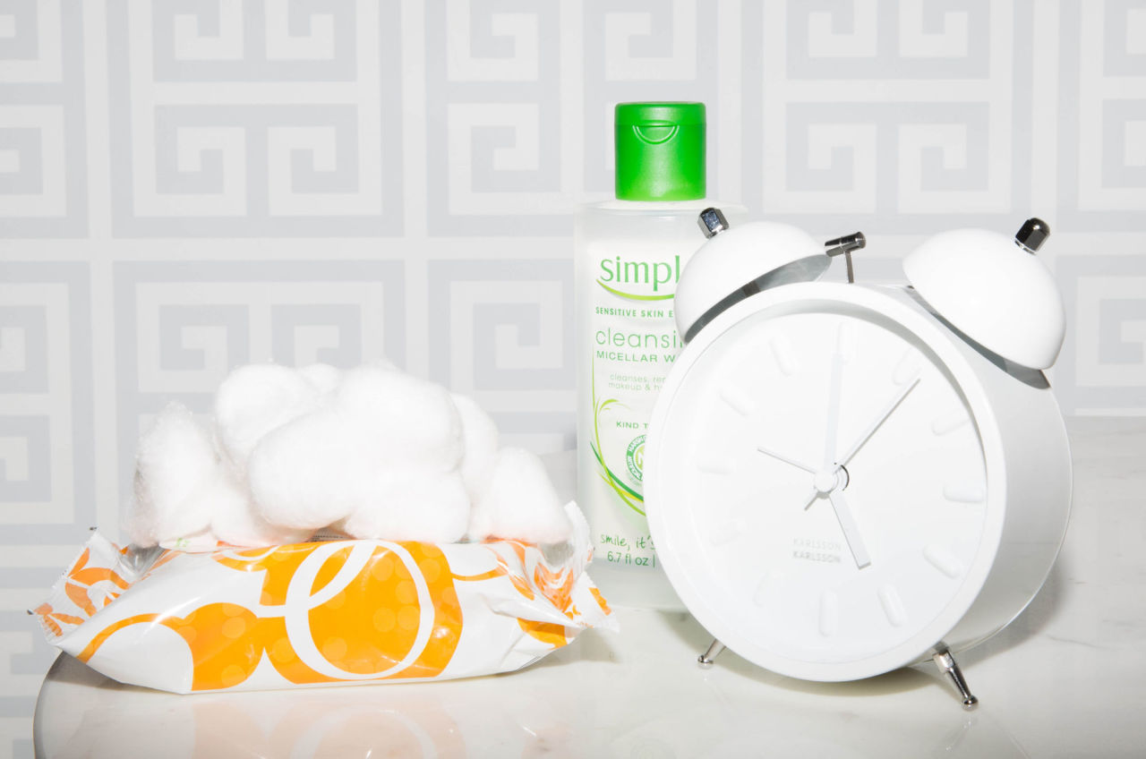 3 Keep Your Makeup Remover Next To Your Bed