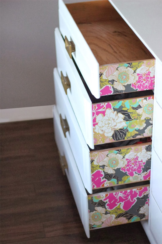 3. Hidden Dresser Design