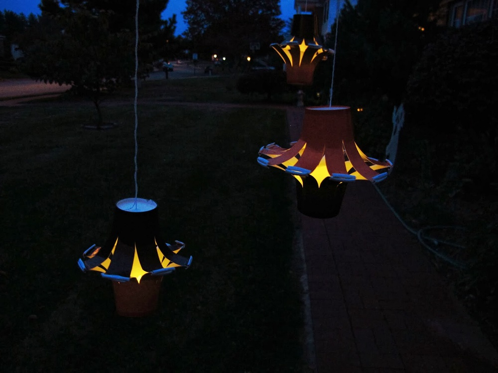 6 Paper Lantern