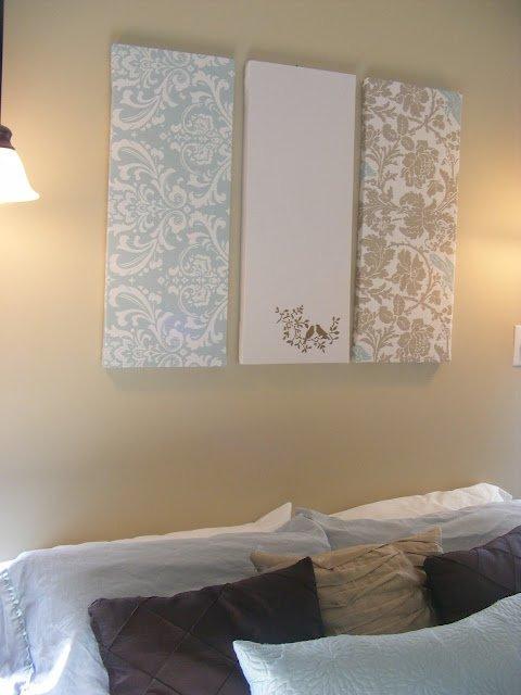 6. Fabric Art