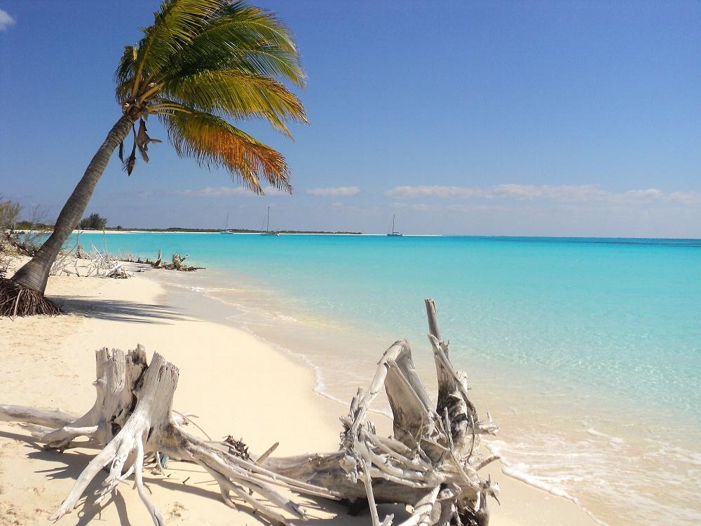 7. Playa Paraiso, Cuba