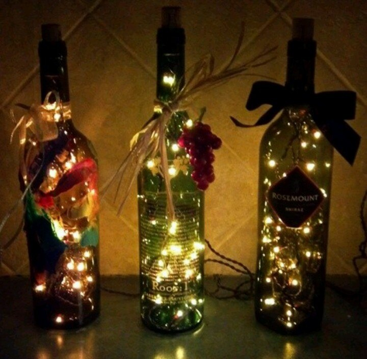 оригинальные бутылки фото