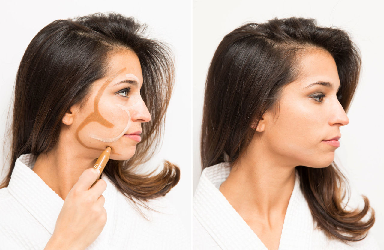 """9 Highlight And Contour With """"3"""""""