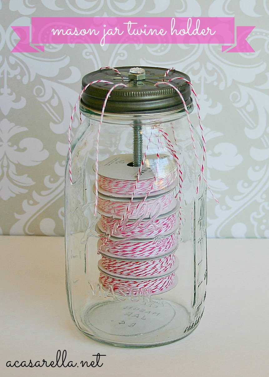 9. Twine or Ribbon Dispenser