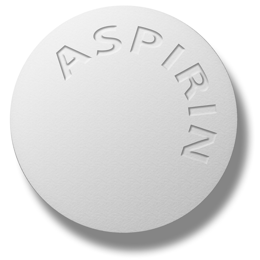 Aspirin-tablet