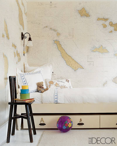 Mapped Wall