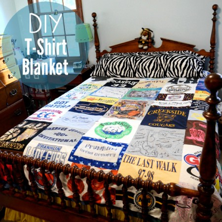 Shirts to Quilt