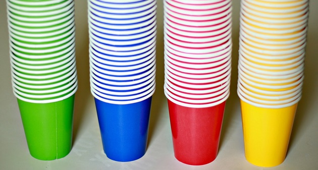 Six Creative Ways To Recycle Paper Cups Idea Digezt