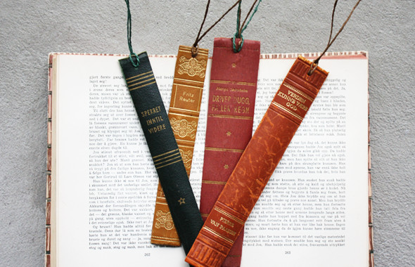 spine bookmark