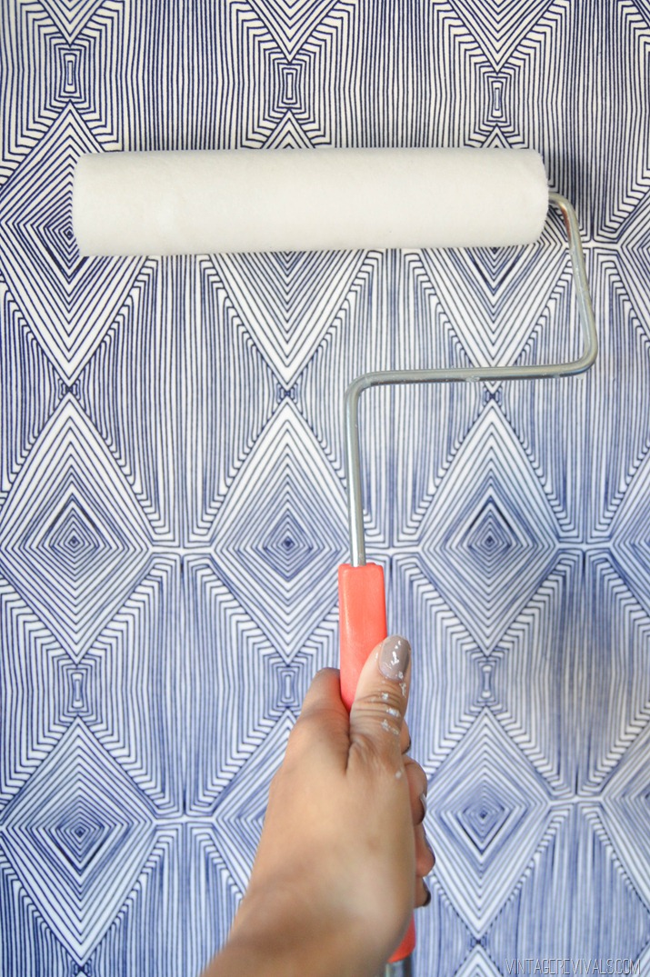 temporary fabric wallpaper