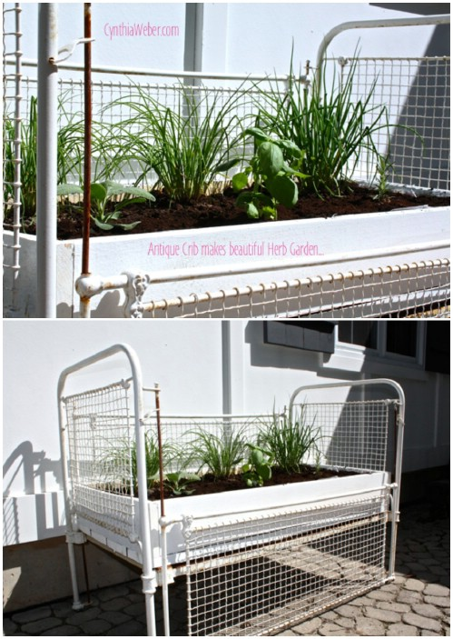 6. Mini-garden