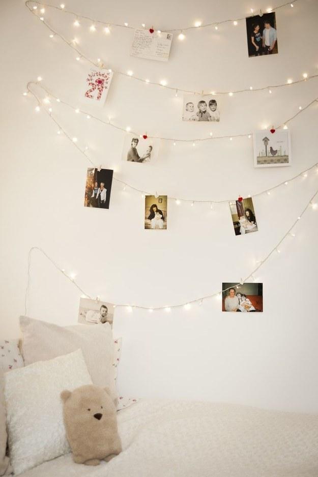 8. Photo Light Display