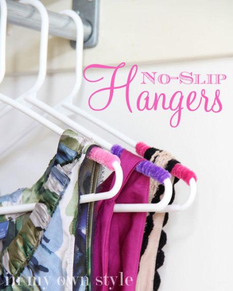 2 hanger no slip