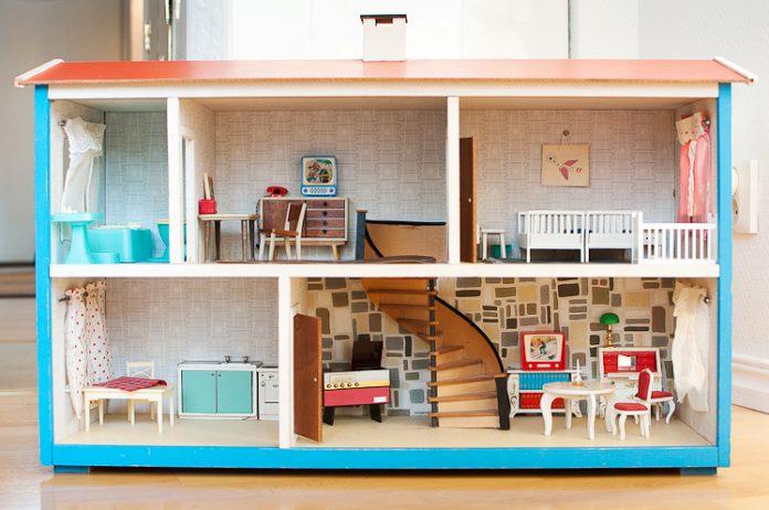 Steps To Making Cardboard Dollhouse Idea Digezt