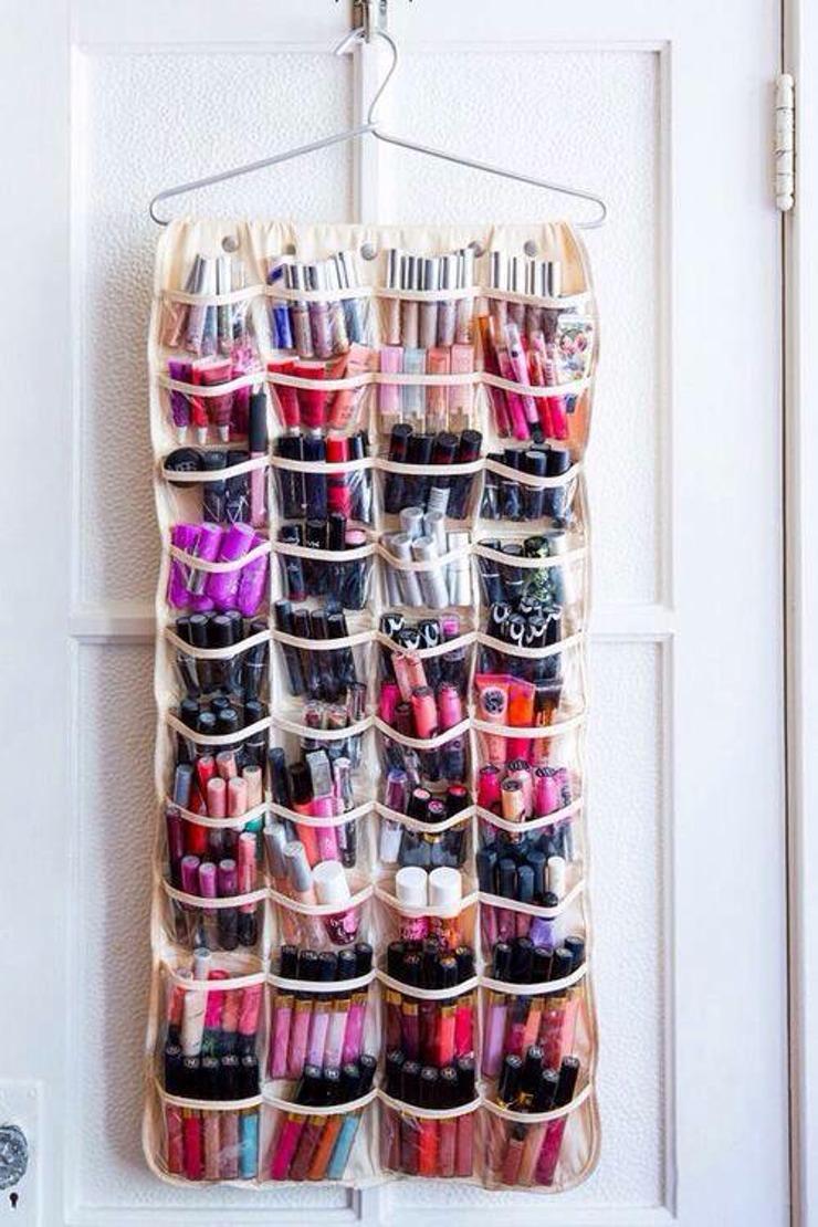 Diy Makeup Storage Ideas 28 Idea Digezt